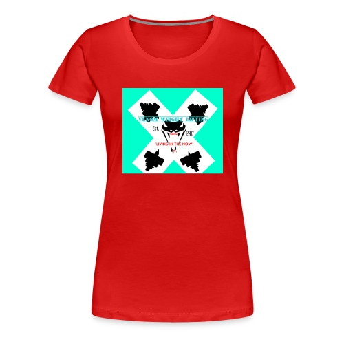 Viper head - Women's Premium T-Shirt