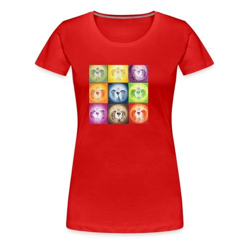 Heartangel Mix - Women's Premium T-Shirt