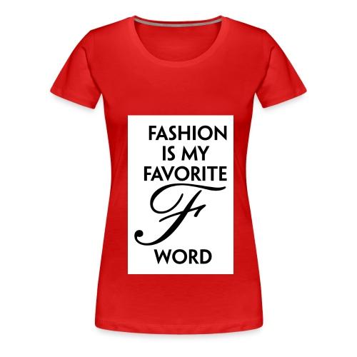 FO462F2BA861 final 1 jpg - Women's Premium T-Shirt