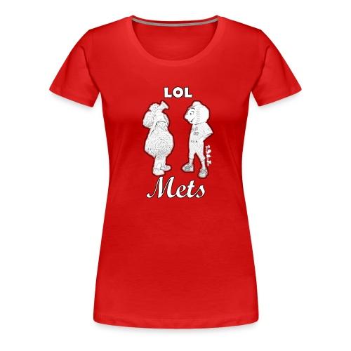 lolmets - Women's Premium T-Shirt