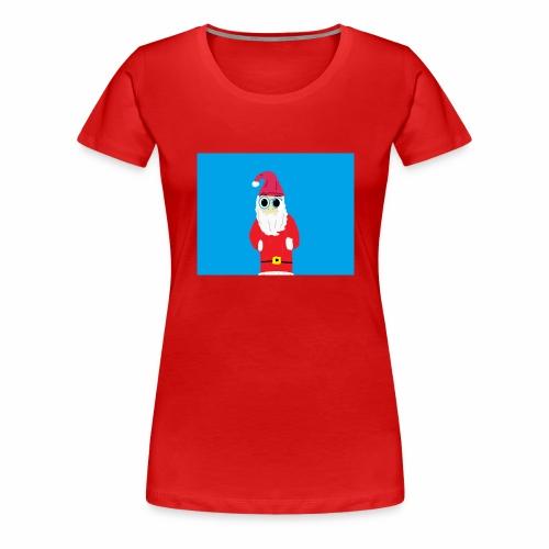 Santa Zachary - Women's Premium T-Shirt