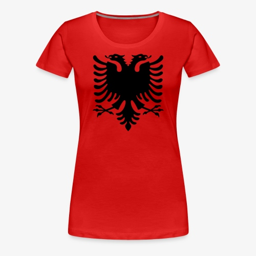 shqiponja - Women's Premium T-Shirt