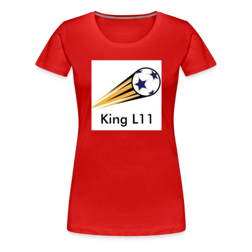 King L11 - Women's Premium T-Shirt