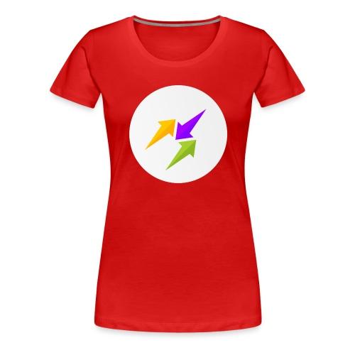GosuTactics Logo - Women's Premium T-Shirt