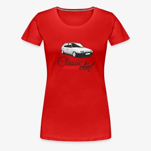 Favorit classic newer die - Women's Premium T-Shirt