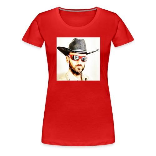 Merla Jerome t chirt - Women's Premium T-Shirt