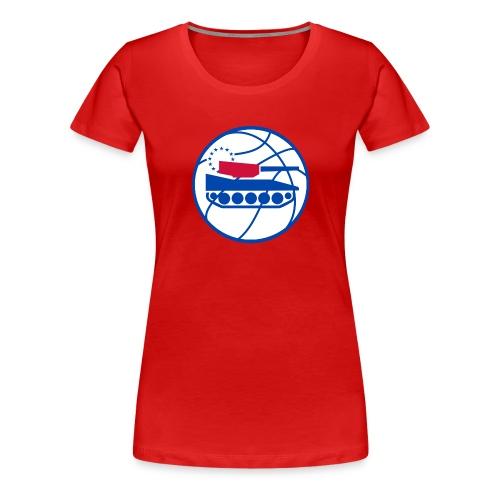 NEWTANKERS - Women's Premium T-Shirt