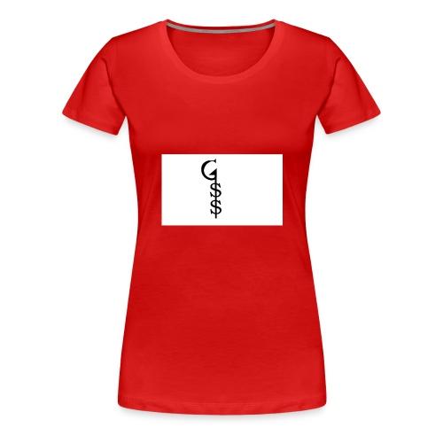 gssmoney - Women's Premium T-Shirt