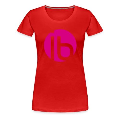 logo_isabelleBrunet - Women's Premium T-Shirt