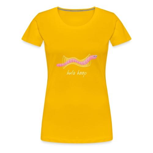 Hula Hoop Time - Women's Premium T-Shirt