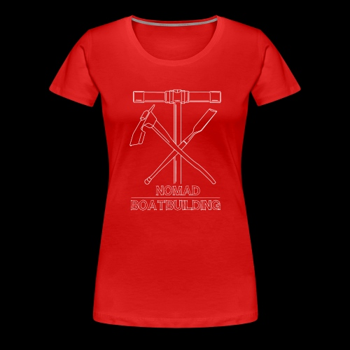 Nomad Shipwright graphic - Women's Premium T-Shirt