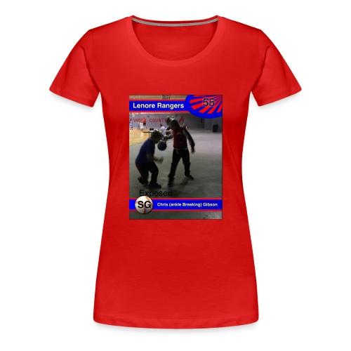 Basketball merch - Women's Premium T-Shirt