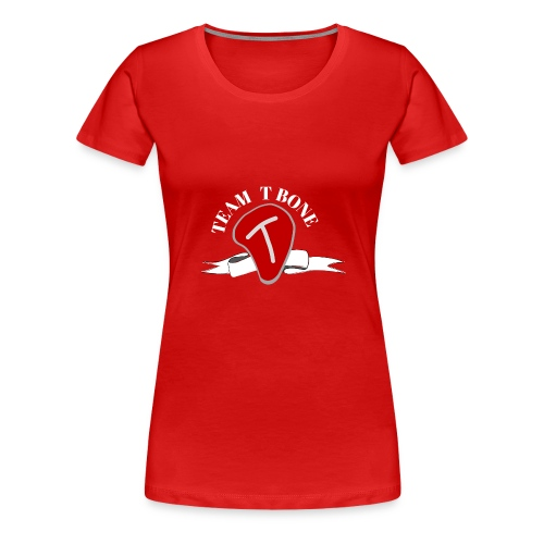 Tbone 3 - Women's Premium T-Shirt