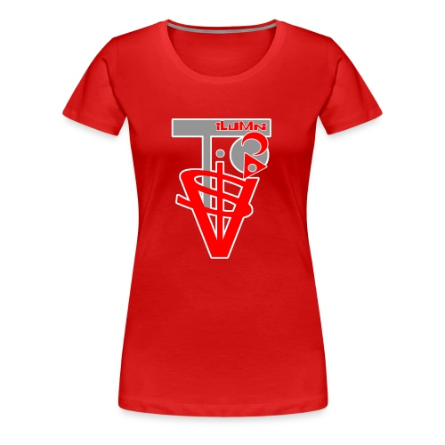 new TOSv logo 2 - Women's Premium T-Shirt