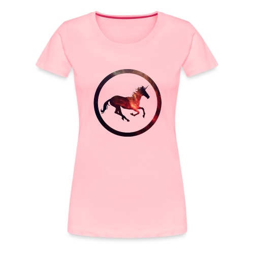 Believe Unicorn Universe 2 - Women's Premium T-Shirt