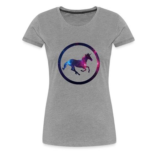 Believe Unicorn Universe 1 - Women's Premium T-Shirt