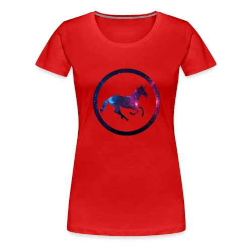 Believe Unicorn Universe 1 - Women's Premium T-Shirt