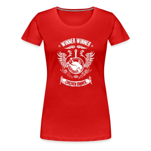 pubg - Women's Premium T-Shirt