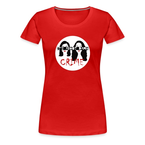 IADC Logo - Women's Premium T-Shirt