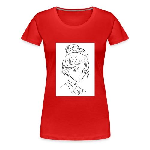 Girl - Women's Premium T-Shirt