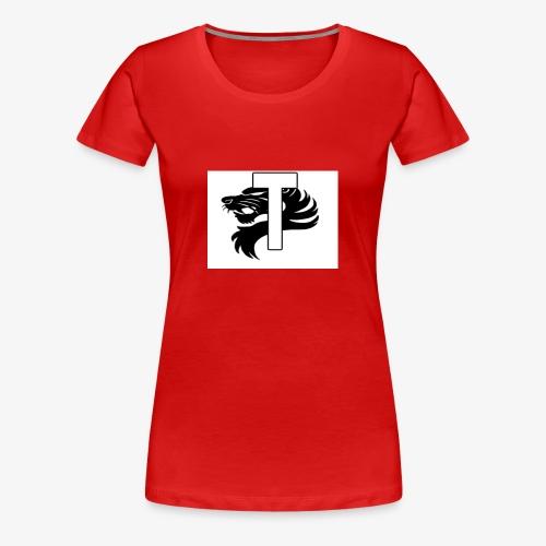 Thrilltube official T-Shirt - Women's Premium T-Shirt