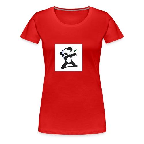 Panda DaB - Women's Premium T-Shirt
