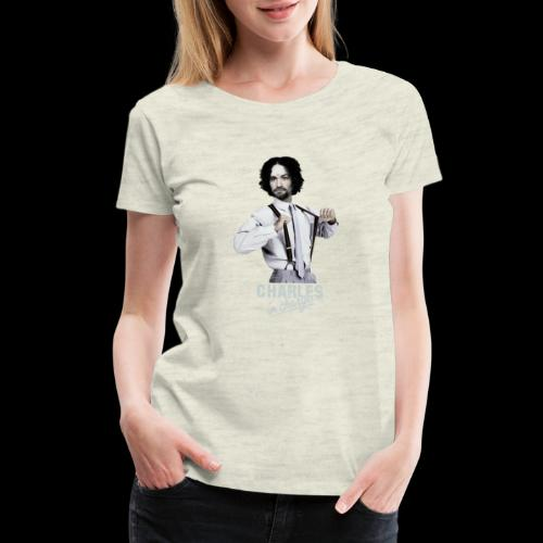 CHARLEY IN CHARGE - Women's Premium T-Shirt