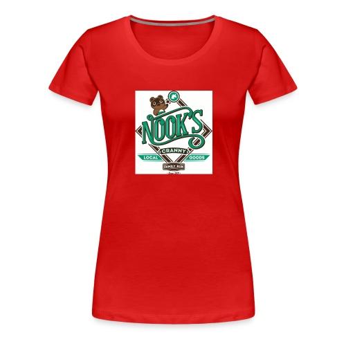 Nook's Cranny - Women's Premium T-Shirt
