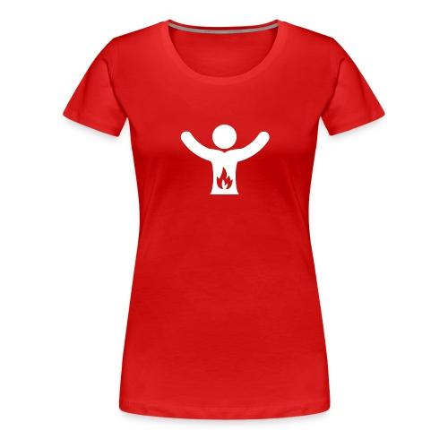 Feu din tripes - Women's Premium T-Shirt
