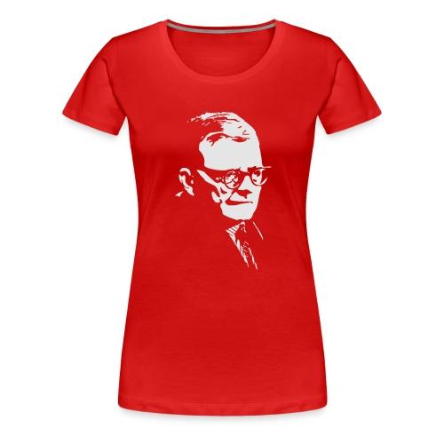 Shostakovich - Women's Premium T-Shirt