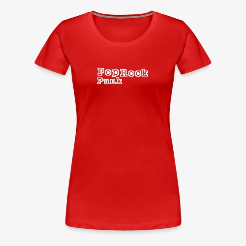 Punk Rock - Women's Premium T-Shirt