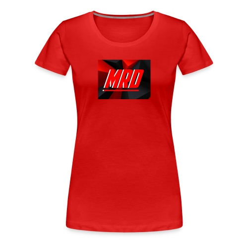 MrDestructo Merch - Women's Premium T-Shirt