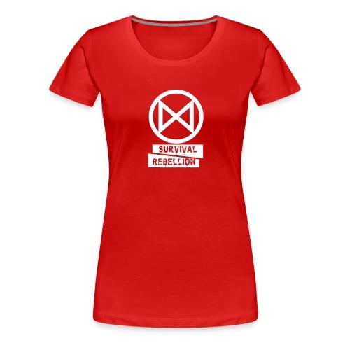 Extinction Rebellion - Women's Premium T-Shirt