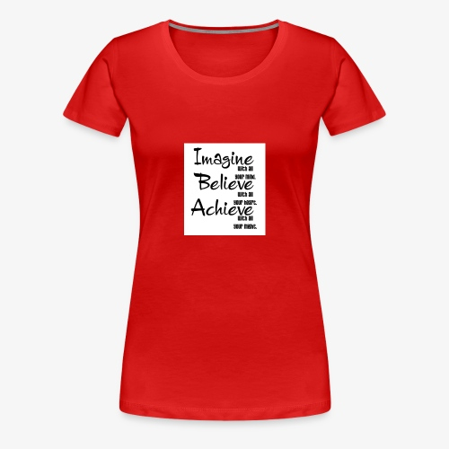 whitney port motivational quotes 7 600x679 - Women's Premium T-Shirt