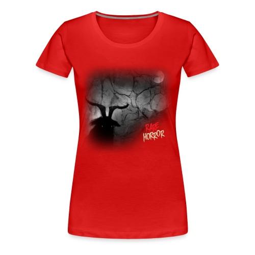 Rare Horror Black Metal - Women's Premium T-Shirt