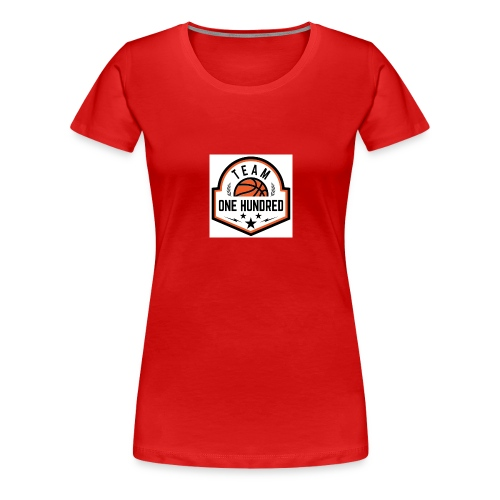 Team 100 - Women's Premium T-Shirt
