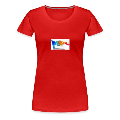 ic-7497 - Women's Premium T-Shirt