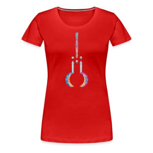 AnonyMuzsic Logo - Women's Premium T-Shirt