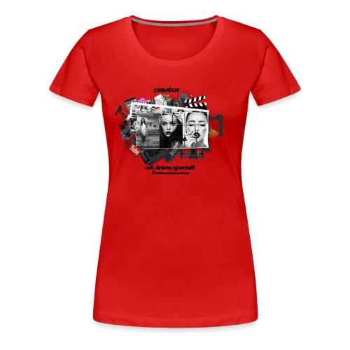 creators collection - Women's Premium T-Shirt