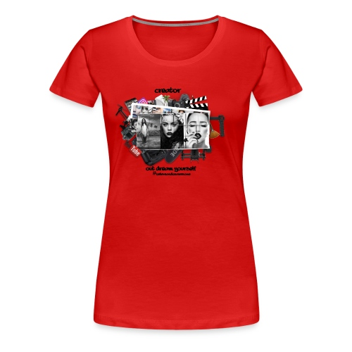creators collection - Women's Premium T-Shirt