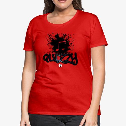 DJ Quizzy - Women's Premium T-Shirt