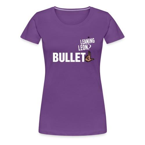 bullletgray2 - Women's Premium T-Shirt