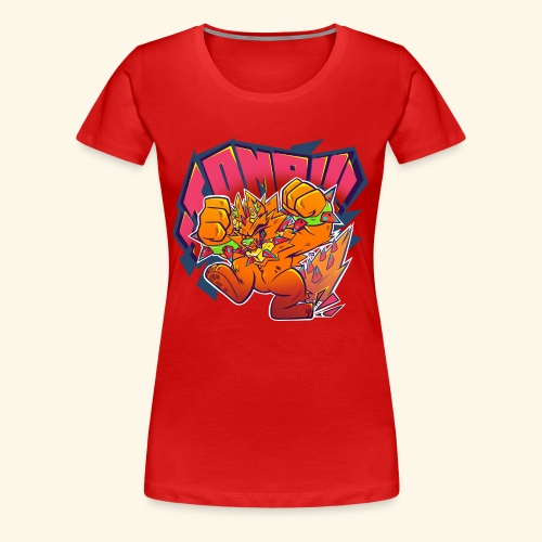- Stomp Stomp Stomp - - Women's Premium T-Shirt