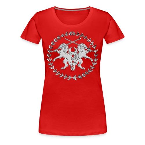Danarius Sigil Steel - Women's Premium T-Shirt