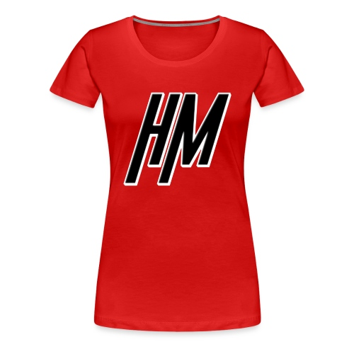 HypnoticMarc - Logo - Women's Premium T-Shirt