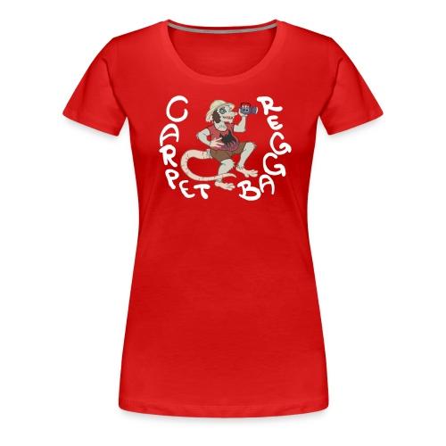 carpetbagger final L png - Women's Premium T-Shirt