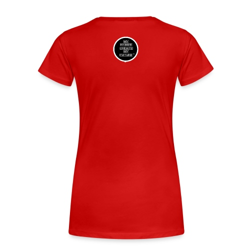 RevisedWordsLogo png - Women's Premium T-Shirt