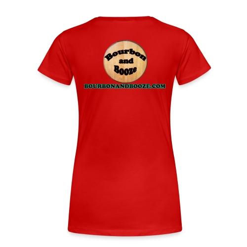 BourbonShirt1 - Women's Premium T-Shirt