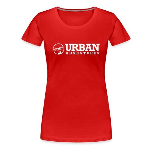 UA primary no tag REV - Women's Premium T-Shirt