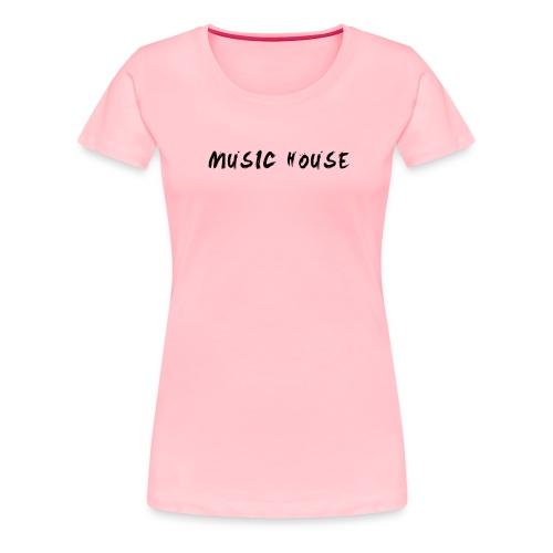 Music House - Women's Premium T-Shirt